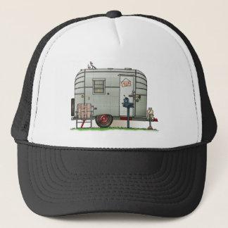 Avion Camper Trailer Trucker Hat