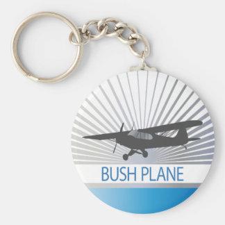 Avión de Bush Llavero Personalizado