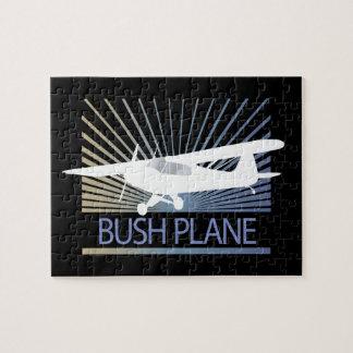 Avión de Bush Puzzle
