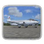 Avión de caza a reacción del meteorito de Gloster Mangas De iPad