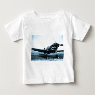 Avión de combate de WWII Flying Tigers Curtiss Camisas