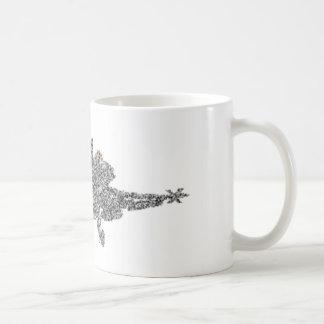 Avión de combate del avispón F18 - parásitos Taza De Café
