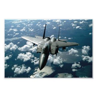 Avión de combate fotografias