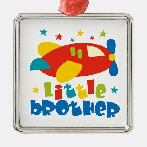 Avión de las estrellas de pequeño Brother Adorno Para Reyes