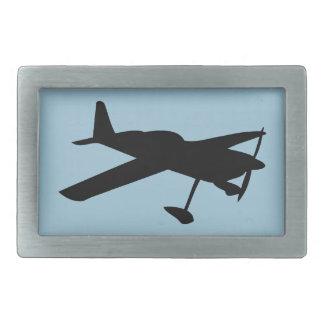 avión de los aviones ligeros hebillas de cinturón rectangulares