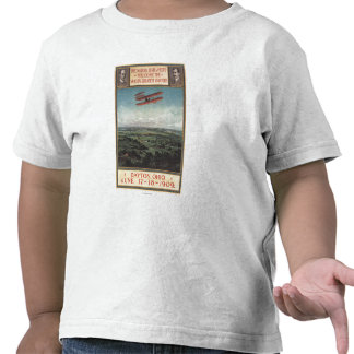 Avión de los hermanos de Wright Camiseta