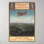 Avión de los hermanos de Wright Posters