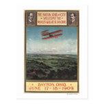 Avión de los hermanos de Wright Tarjeta Postal