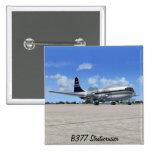 Avión de pasajeros de B377 Stratocruiser Pins
