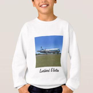 Avión de pasajeros de Lockheed Electra Sudadera