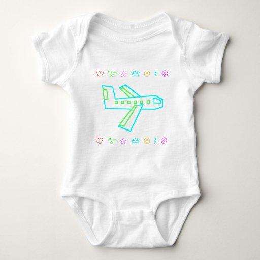 Avión de Zooper Body Para Bebé