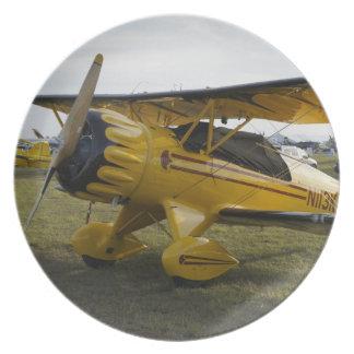 Avión del BI Plato De Cena