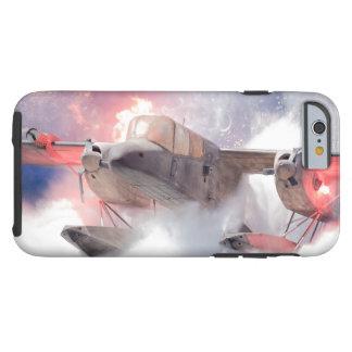 Avión del combate funda para iPhone 6 tough