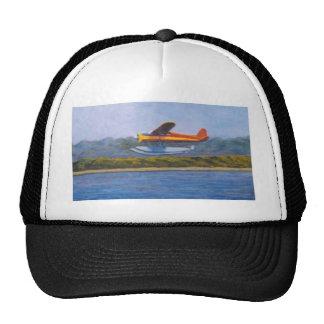 avión del flotador gorros
