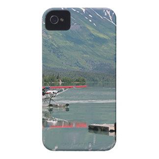 Avión del flotador, lago trail, Alaska Case-Mate iPhone 4 Protector