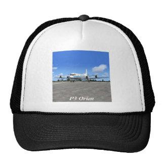 Avión del tiempo de P3 Orión NOAA Gorro De Camionero