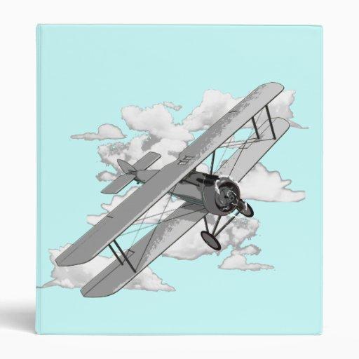 Avión del vintage