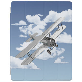Avión del vintage cover de iPad