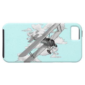 Avión del vintage iPhone 5 funda