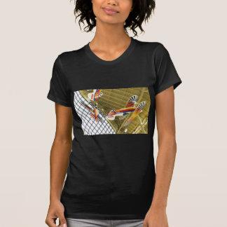 Avión especial de las acrobacias aéreas de Pitts Camisetas