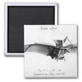 Avion III, 'The Bat' Magnet