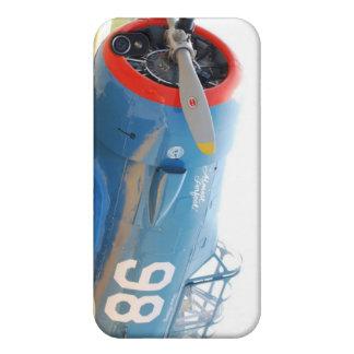 Avión iPhone 4 Fundas