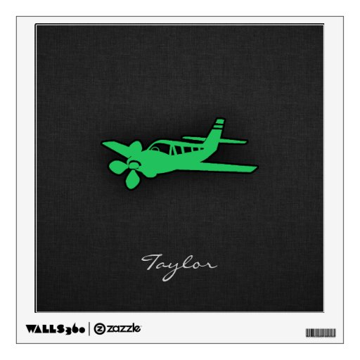 Avión verde de Kelly