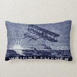 Aviones 1909 de los hermanos de Wright Almohada