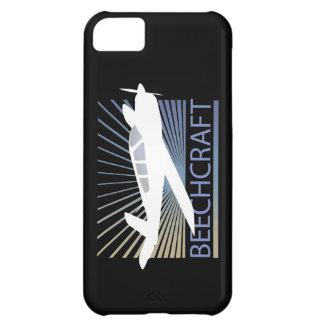 Aviones de Beechcraft Funda iPhone 5C