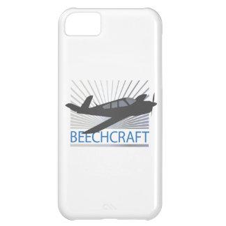 Aviones de Beechcraft Funda Para iPhone 5C