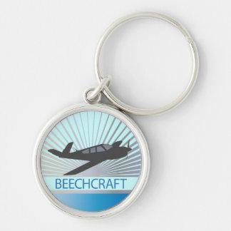 Aviones de Beechcraft Llavero