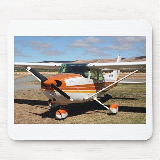 Aviones de Cessna Tapetes De Raton