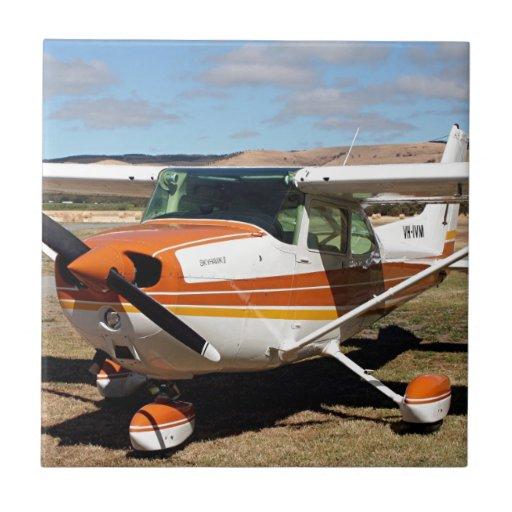 Aviones de Cessna Tejas Ceramicas