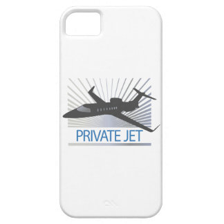 Aviones de jet privado iPhone 5 Case-Mate cobertura