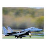 Aviones de la caza a reacción del U.S.A.F. Postal