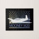Aviones de Mooney M20 Puzzles