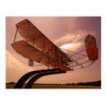 Aviones del aviador de Wright Postales