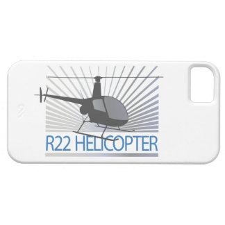 Aviones del helicóptero iPhone 5 fundas