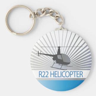 Aviones del helicóptero llaveros personalizados