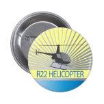 Aviones del helicóptero pins