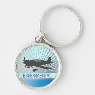 Aviones experimentales llavero personalizado