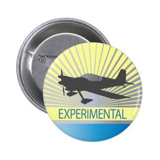Aviones experimentales pins