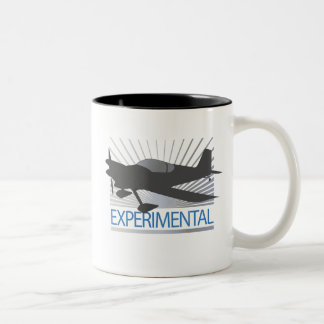 Aviones experimentales taza