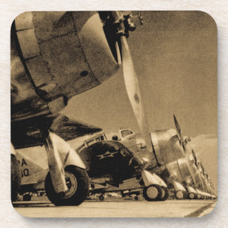 Aviones impávidos del bombardero del SBD de Posavaso