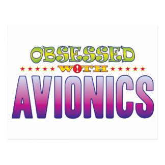 Avionics 2 Obsessed Post Card