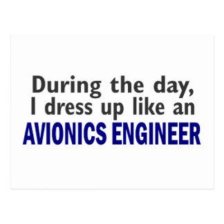 AVIONICS ENGINEER During The Day Postcard