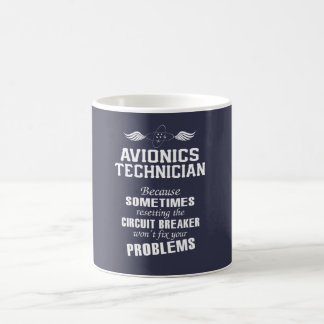 Avionics Technician Coffee Mug