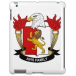 Avis Family Crest