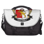 Avis Family Crest Bag For Laptop