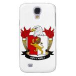 Avis Family Crest Galaxy S4 Cases
